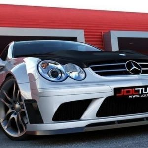 BODYKIT passend für MERCEDES CLK W209 BLACK SERIES LOOK